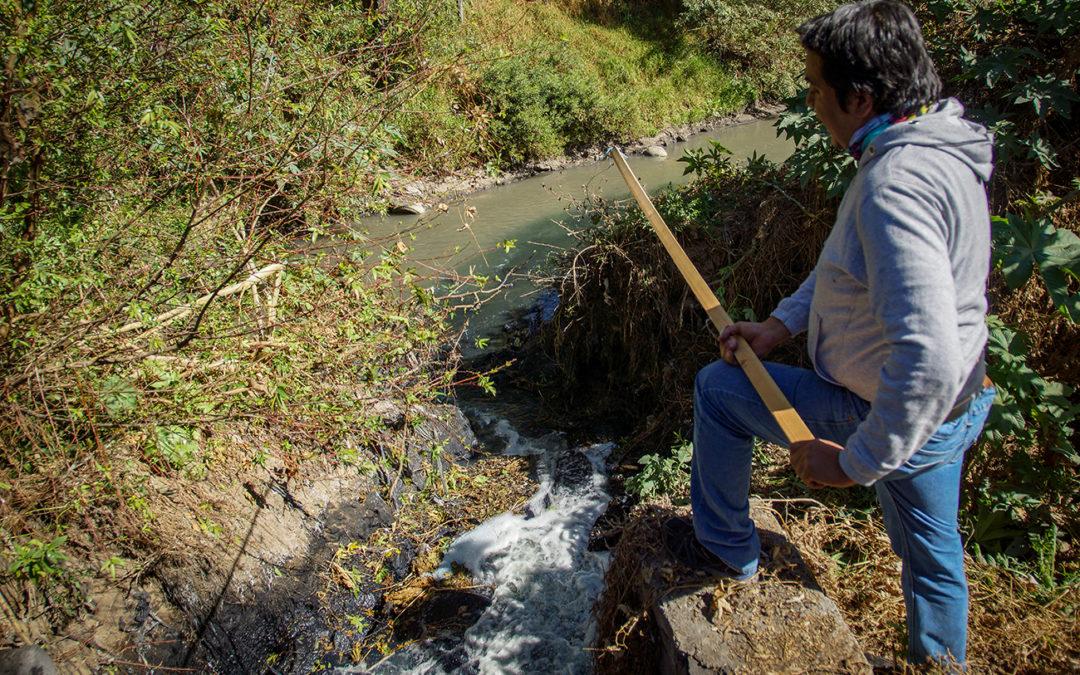 Derecho humano al agua, vulnerado en Tlaxcala