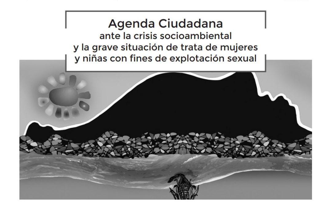 Comunicado. Agenda Ciudadana ante trata de mujeres y devastación socioambiental