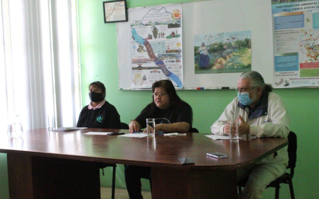 Comunicado: Alto a la simulación sobre el saneamiento en la Cuenca del Alto Atoyac