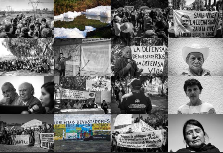 Presentación del Informe: Empresas transnacionales y libre comercio en México. Caravana sobre los impactos socioambientales (#ToxiTourMexico)